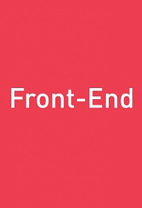 Front-End разработчик